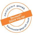 Certificazione DGUV